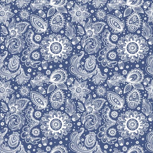 Beautiful vintage floral pattern for your business