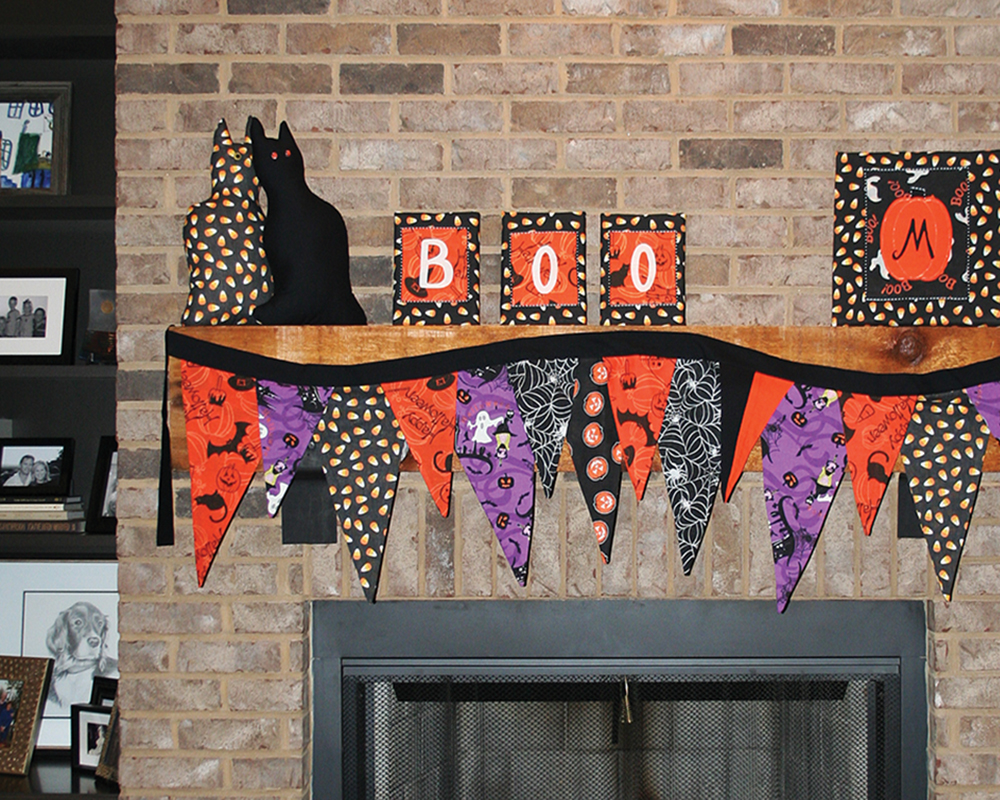 Fall and Halloween - Decorations
