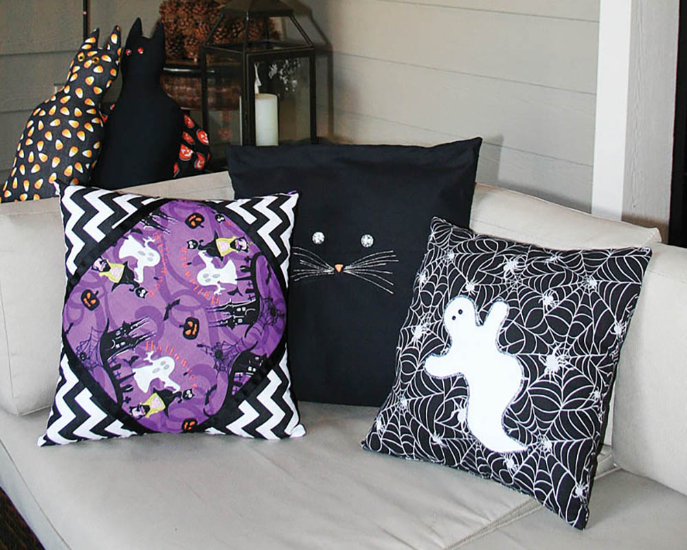 Fall and Halloween - Pillows